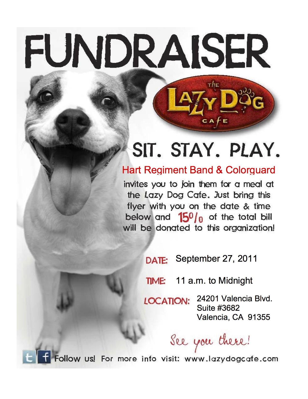 Lazy Dog Cafe Pictures